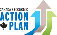 This image is a link to the Canada Economic Action Plan website.
