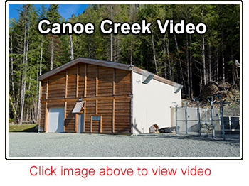 An image of Canoe Creek linking to a video